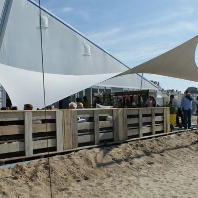 Texstyleroofs design overkapping zonnezeil