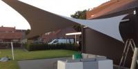 Texstyleroofs design overkapping voor terras