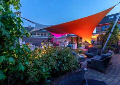 Texstyleroofs-vrijstaande-lounge-tuinoverkapping-vlijmen-textiel-doek-design-luxe