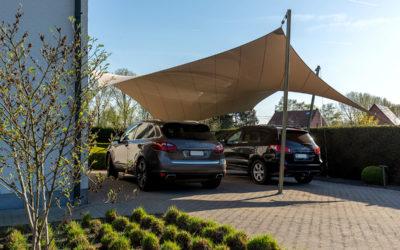 Wel of geen vergunning voor uw carport of overkapping?