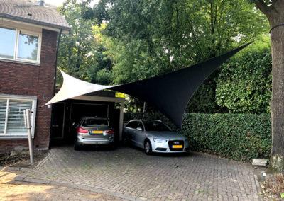 Zeil Carport overkapping - modern design