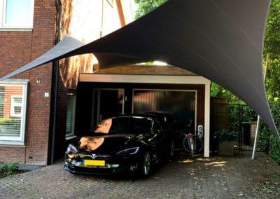 Zeil Carport overkapping - stijlvol en uniek