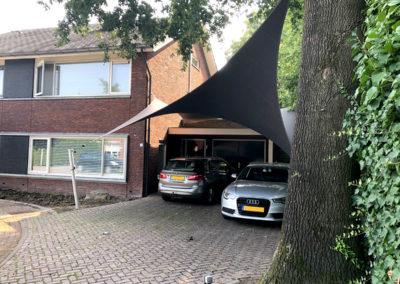 Vergunningsvrije carport – Berkel-Enschot (NL)