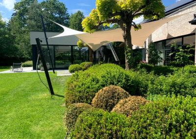 Texstyleroofs terras overkapping: een sieraad in iedere tuin