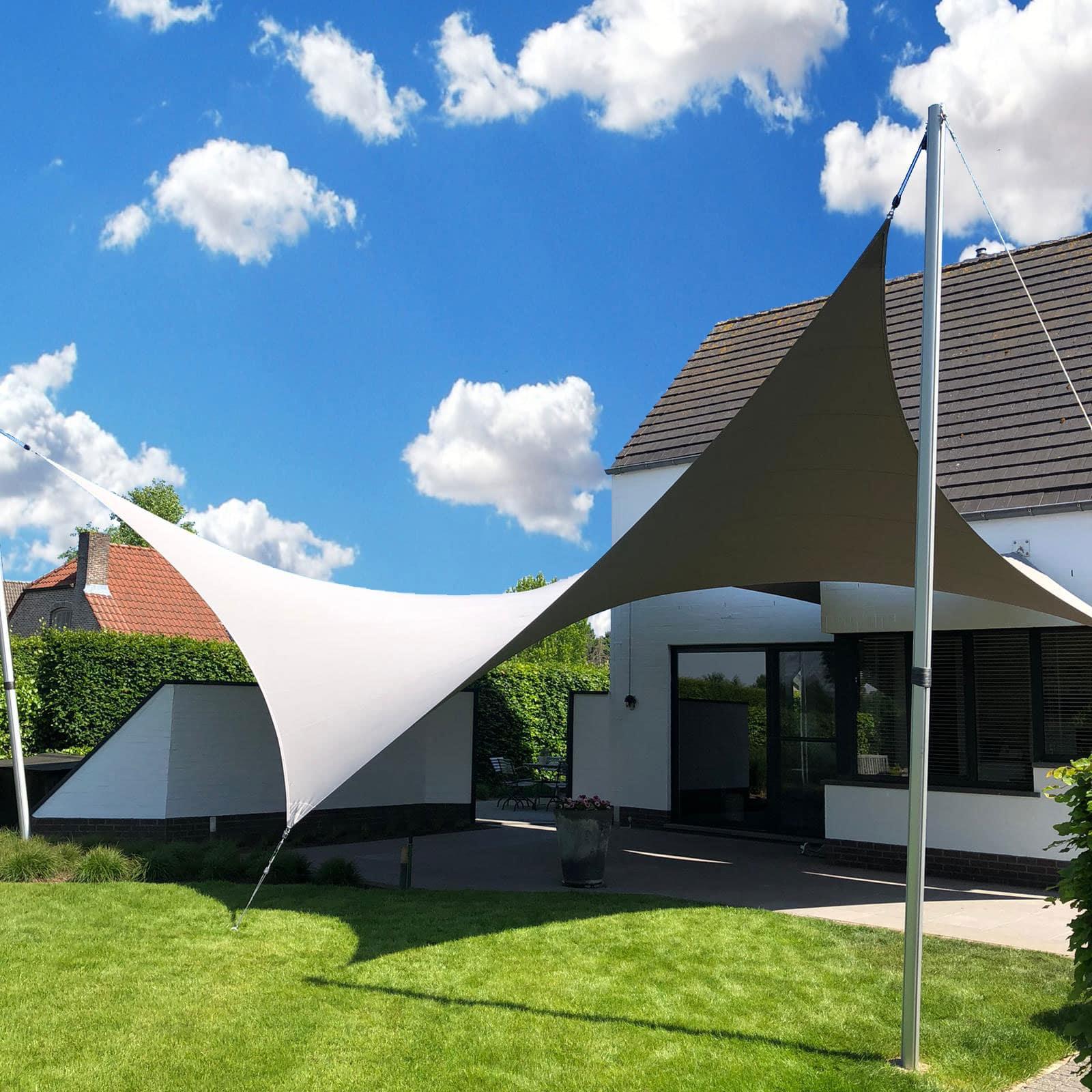 De mooiste Dutch Design overkapping van Texstyleroofs
